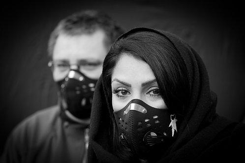 Neopren maske: unjudge someone