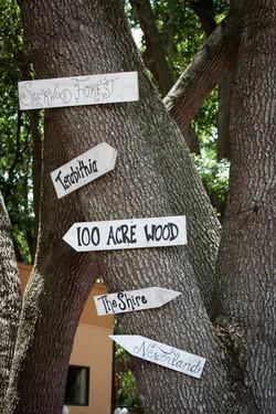 tree w_ signs