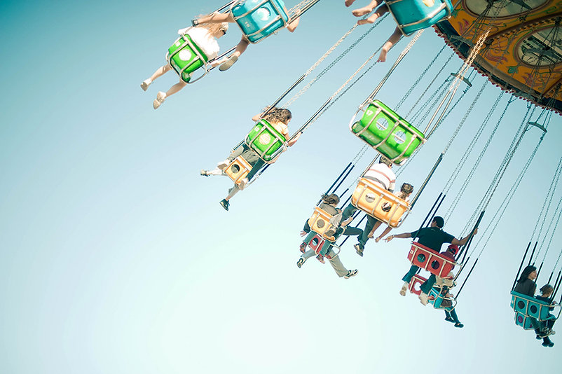 Carnival Swing Ride