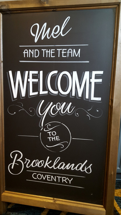 Welcome to the Brooklands Pub Coventry