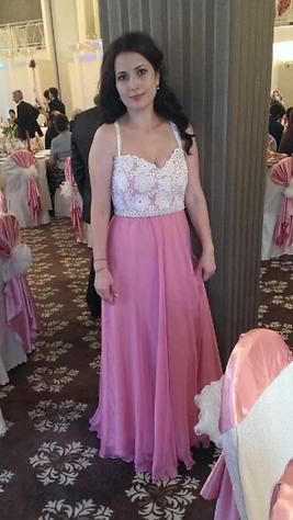 Special event bespoke dress