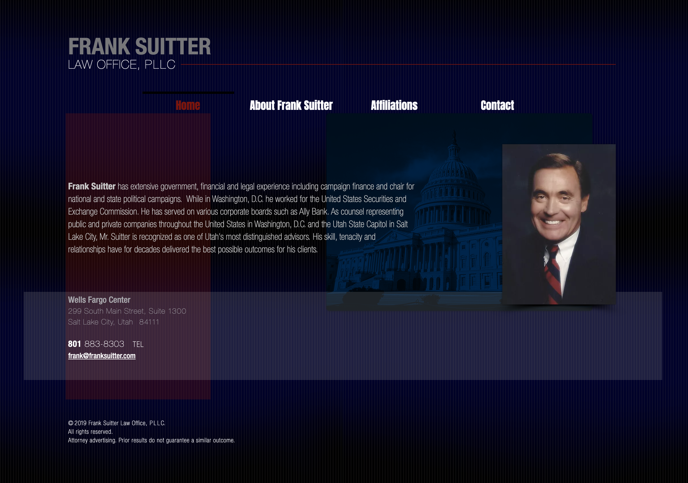 FRANK SUITTER LAW OFFICE, PLLC