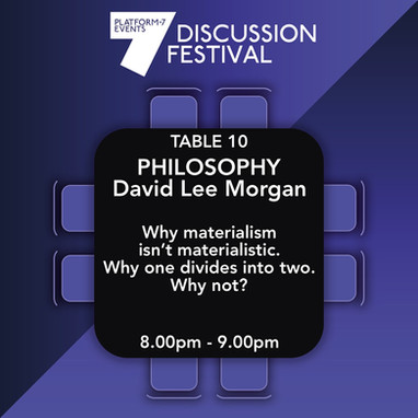 TABLE 10: Philosophy