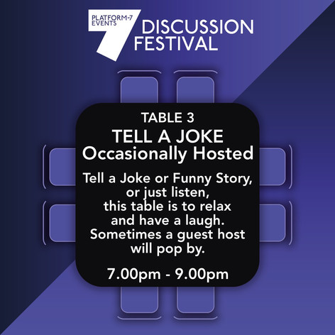 TABLE 3: Tell a Joke Table