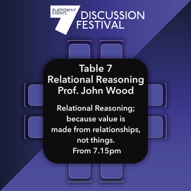 TABLE 7: Relational Reasoning Table