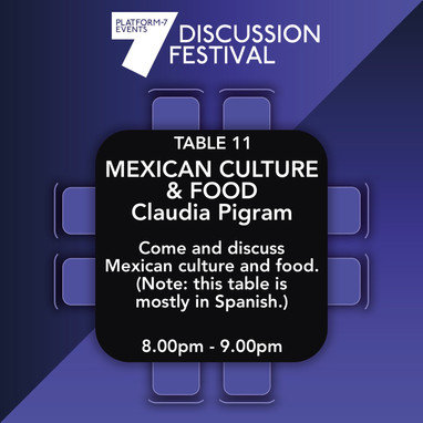 TABLE 11 Mexican Culture and Food