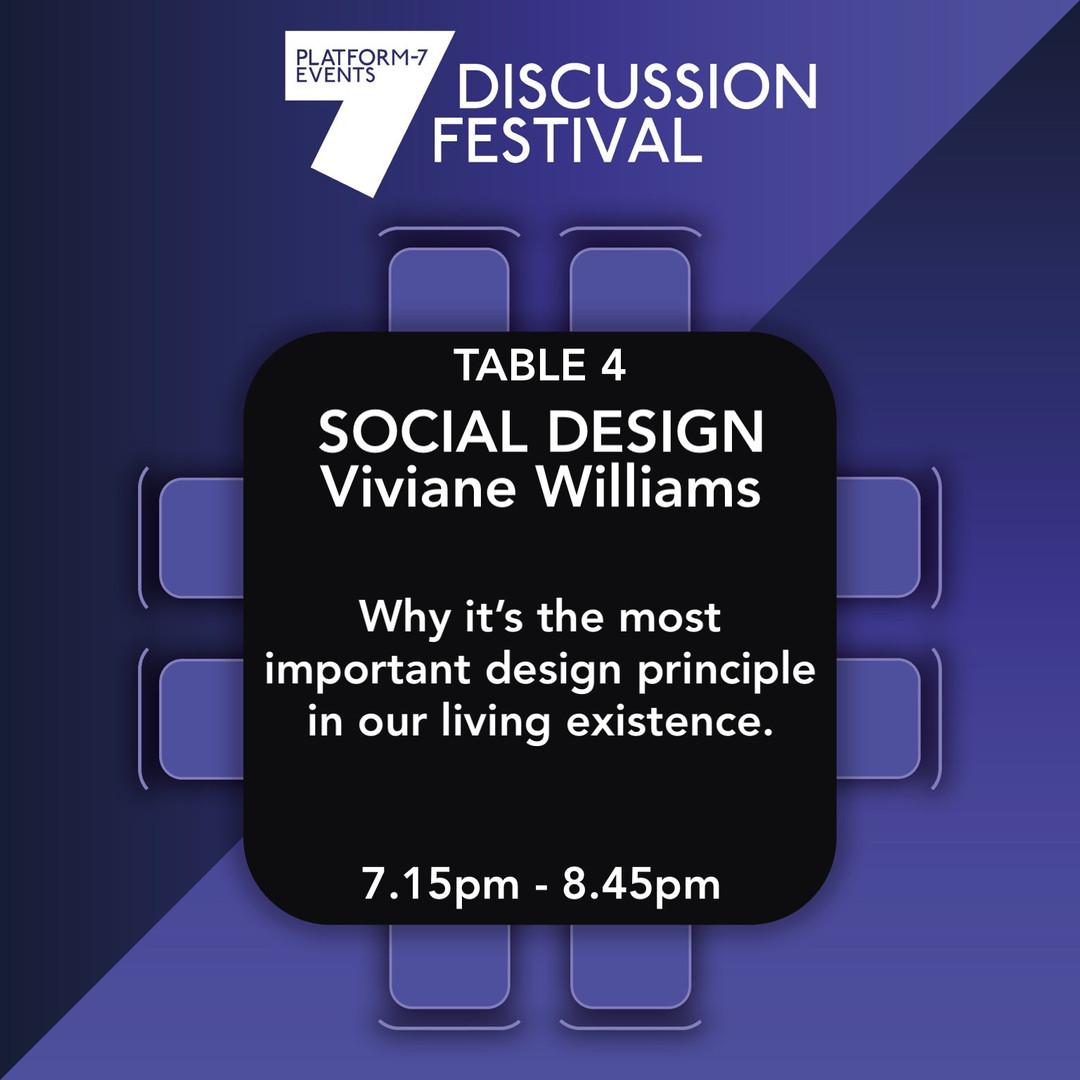 TABLE 4 Social Design