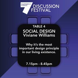 TABLE 4: Social Design