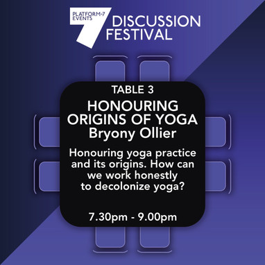 TABLE 3 Honouring The Origins
