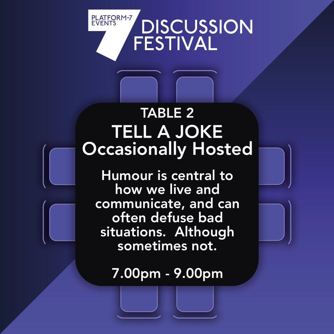 TABLE 2 Tell A Joke