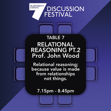 TABLE 7: Relational Reasoning Part 2
