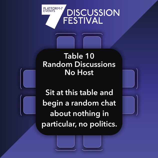 Random Discussion Table
