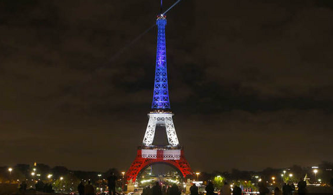 Paris: Why we are NOT adding the Tricolour