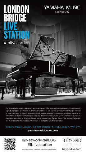 Network Rail London Stations
