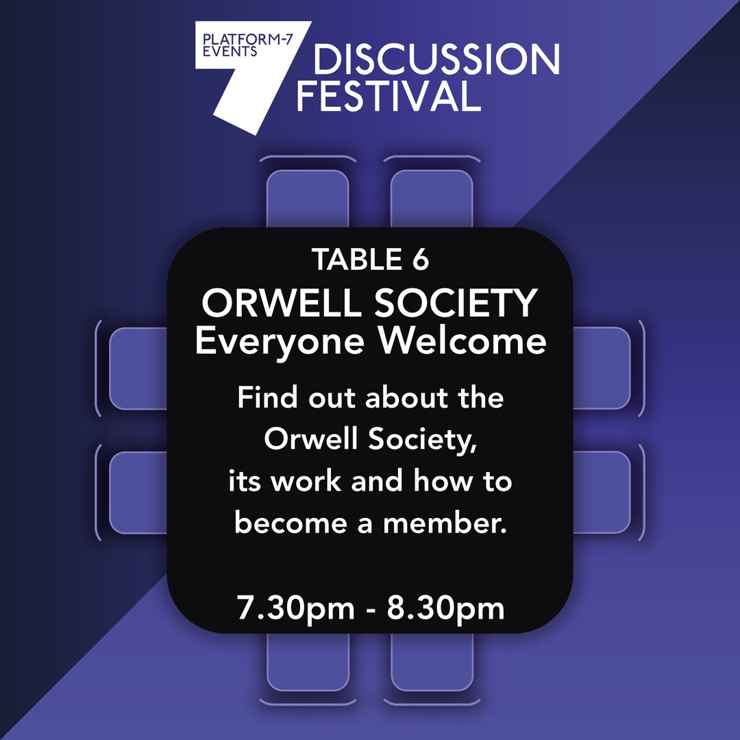 TABLE 6: Orwell Society