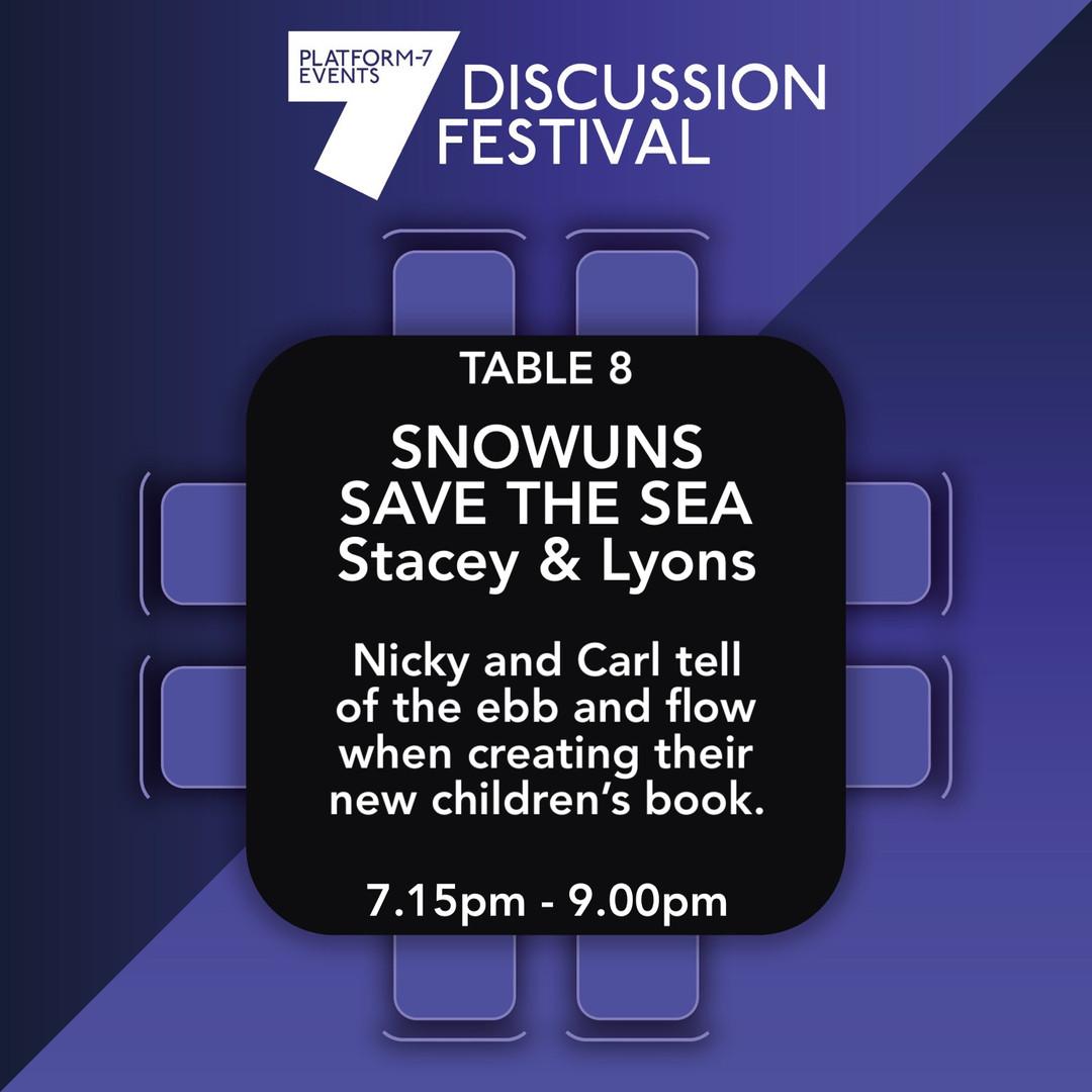 TABLE 8: Snowuns: Save the Sea