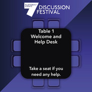 Welcome and Help Desk
