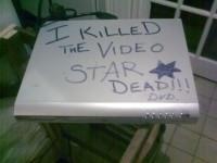 I Killed The Video Star Dead, a rare artwork piece by John McKiernan