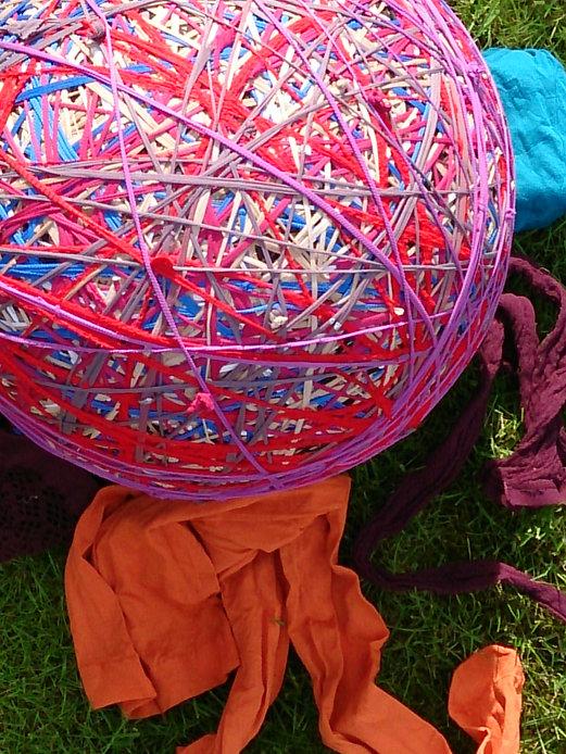 Tights Ball Lewisham with Tights