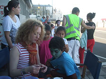 Moonbow Margate Face Painting