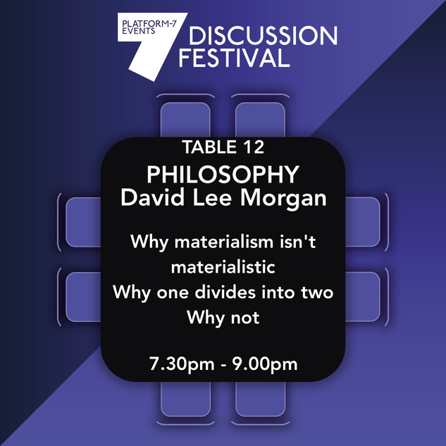 TABLE 12: Philosophy