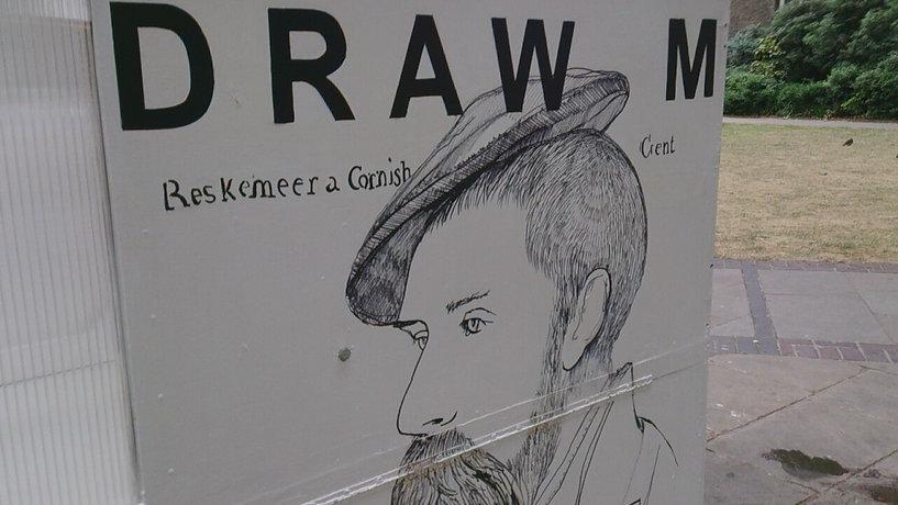 Tedna Ve (Draw Me)