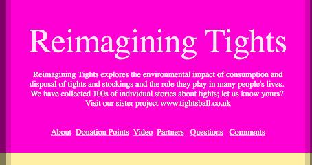 Reimagining Ladies Tights