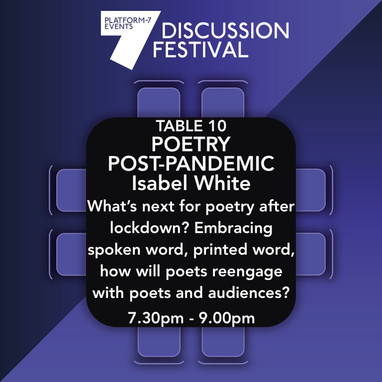 TABLE 10: Poetry Post Pandemic