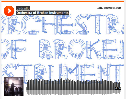 Orchestra of Broken Instruments