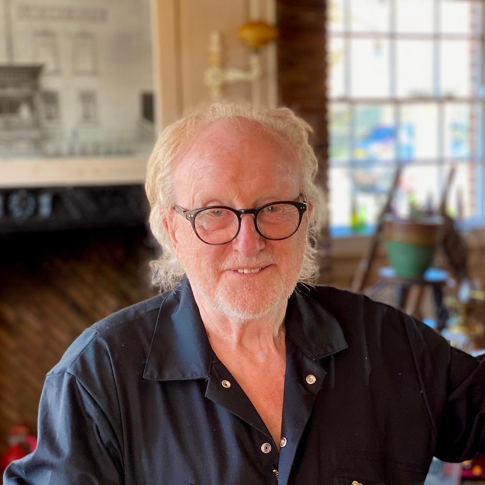Great Yarmouth Artist Bruer Tidman