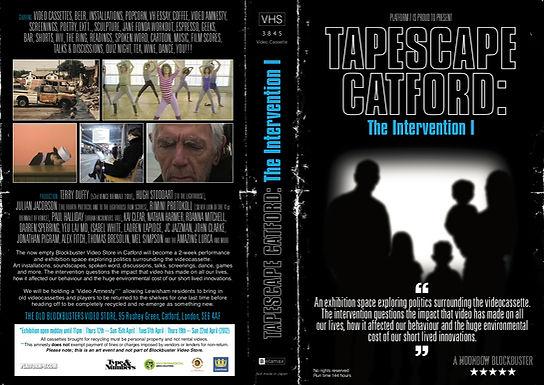 Tapescape Catford: Intervention I