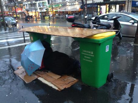Creative Homelessness | A Study