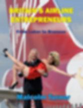 Dust Jacket - BRITAIN'S AIRLINE ENTREPRE