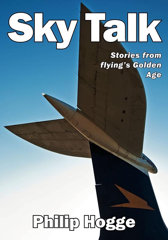 Sky Talk by Philip Hogg - Dust Jacket.pn