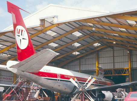 Dan-Air & Air Europe - An extract from Britain's Airline Entrepreneurs