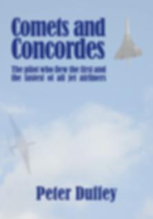 Comet to Concorde - Dust Jacket.png