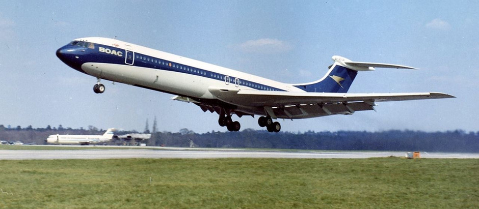 The VC10