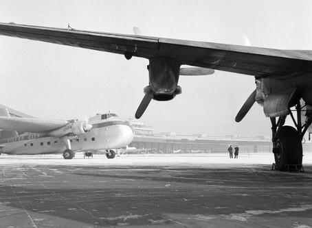 Garry Halliday — Charter Pilot
