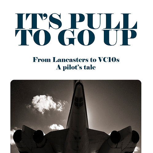 Hardback Version of It's Pull to Go Up by Jeff Gray