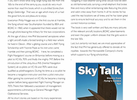 Review of Sky Talk in Air Pilot