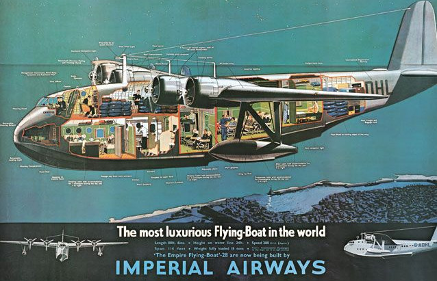 The Flying Boats