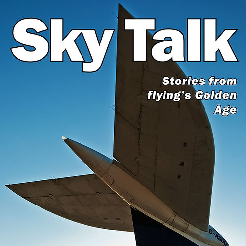 eBook Version of Sky Talk by Philip Hogge