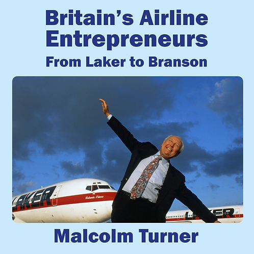 eBook version of Britain's Airline Entrepreneurs