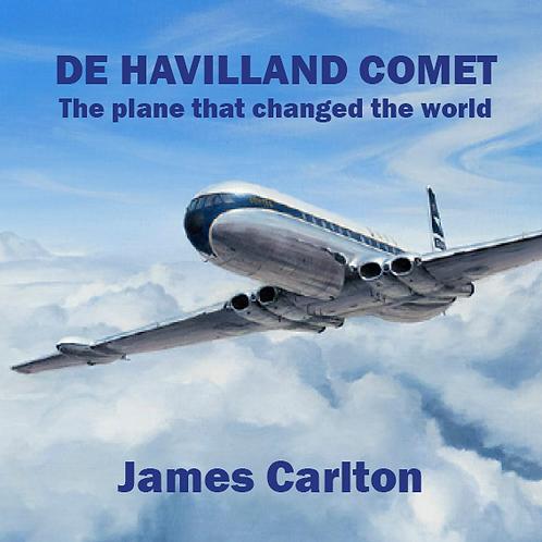 eBook version of De Havilland Comet - The plane that changed the world