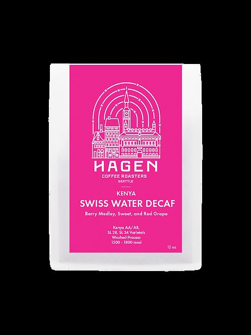 Kenya Swiss Water Decaf