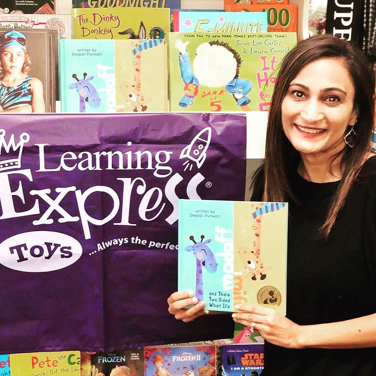 Come #ownyourspots at Learning Express