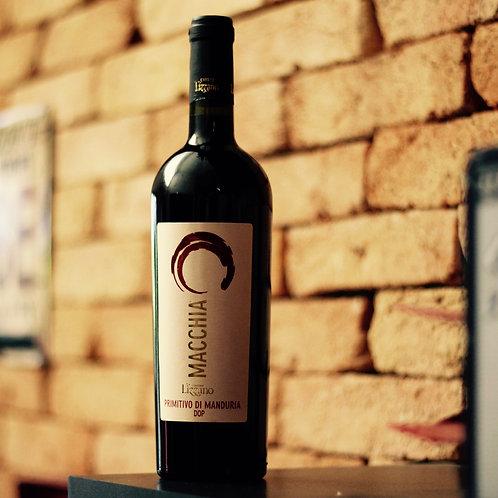 Vinho Macchia Primitivo di Manduria