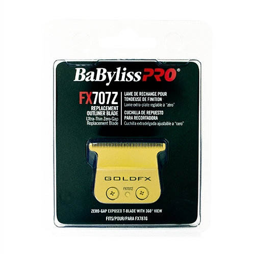 BaByliss PRO Replacement Gold FX Outliner Blade (FX707Z)