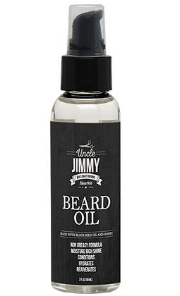 Uncle Jimmy Beard Oil (2 oz.)