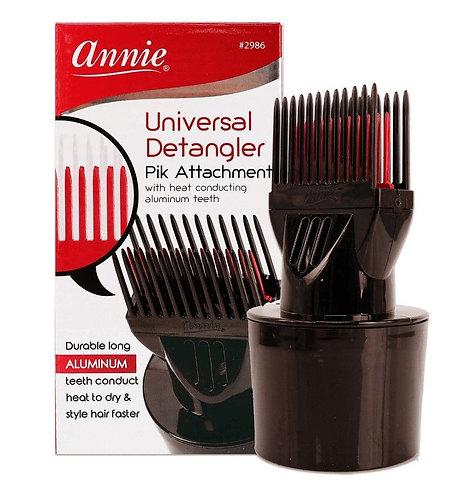 Annie Universal Detangler Pik Attachment 2986